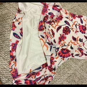 Express Dresses - NWT Bright floral dress